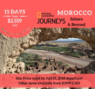 National Geographic Journeys: Morocco