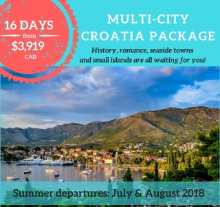 Croatia Package