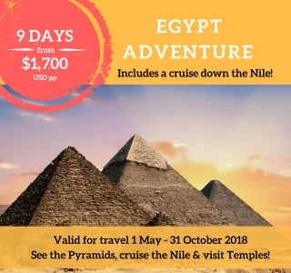 Egypt in 9 Days!