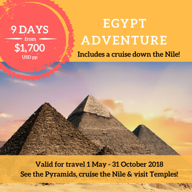 Egypt Adventure Travel Wonders